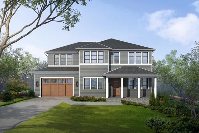 Single Family Homes por un Venta en Chevy Chase, Maryland 20815 Estados Unidos