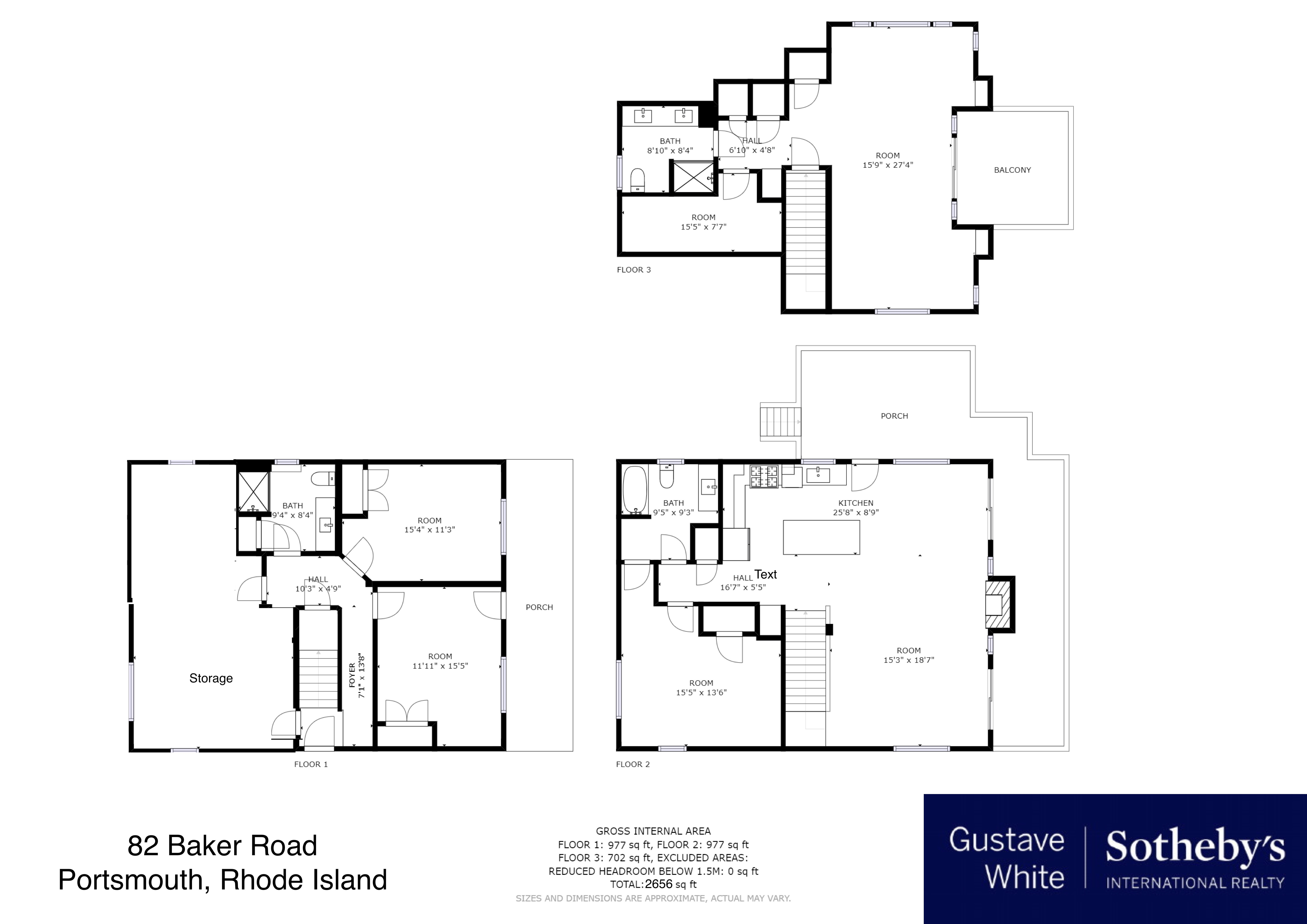 Single Family Homes for Sale at New Construction with Private Beach 82 Baker Road Portsmouth, Rhode Island 02871 United States
