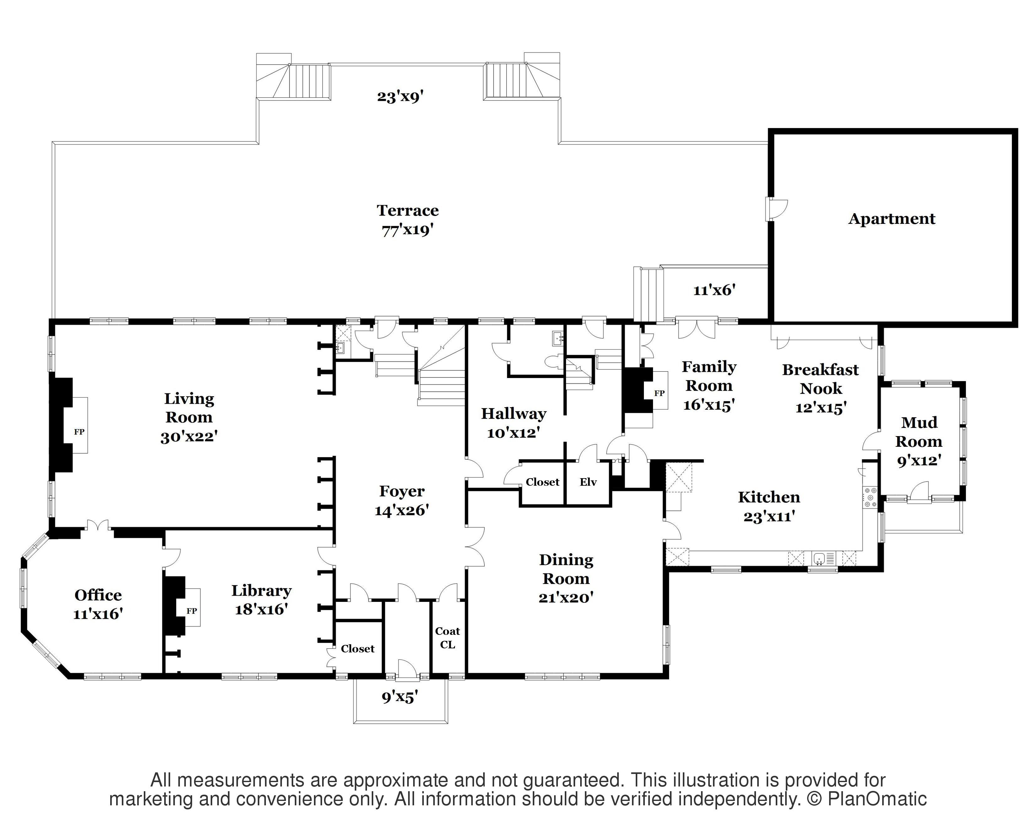 Single Family Homes для того Продажа на Turning Heads on Hodge Road for Almost A Century 149 Hodge Road, Princeton, Нью-Джерси 08540 Соединенные Штаты