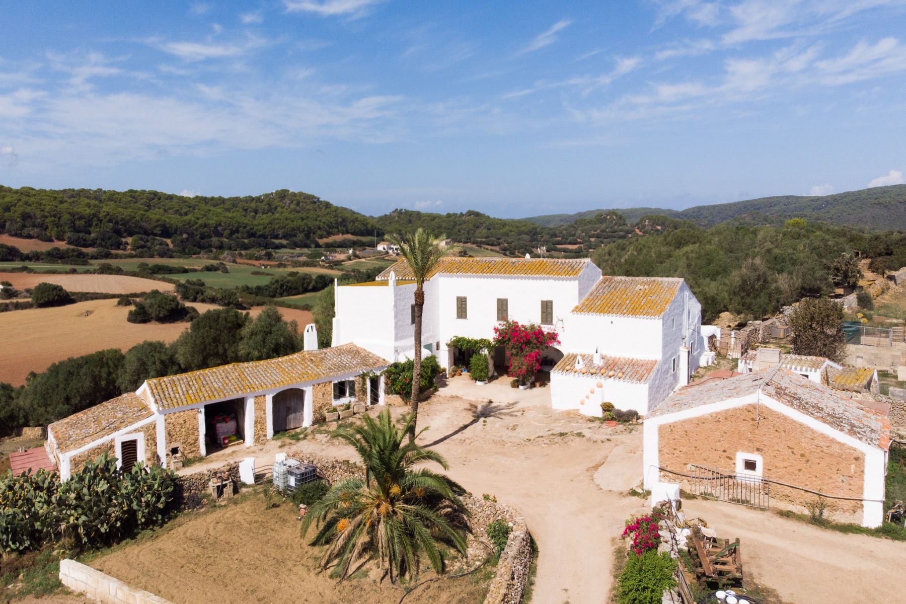 Single Family Homes for Sale at Magnificent set of houses to be rehabilitated Menorca, Menorca Spain