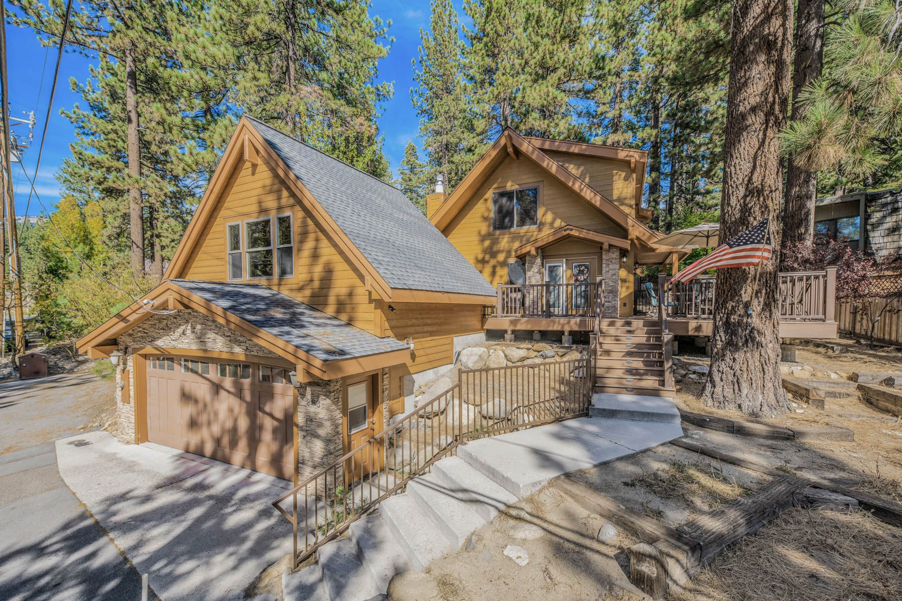 Single Family Homes for Active at Great Family Home or Investment 898 College Dr Incline Village, Nevada 89451 United States