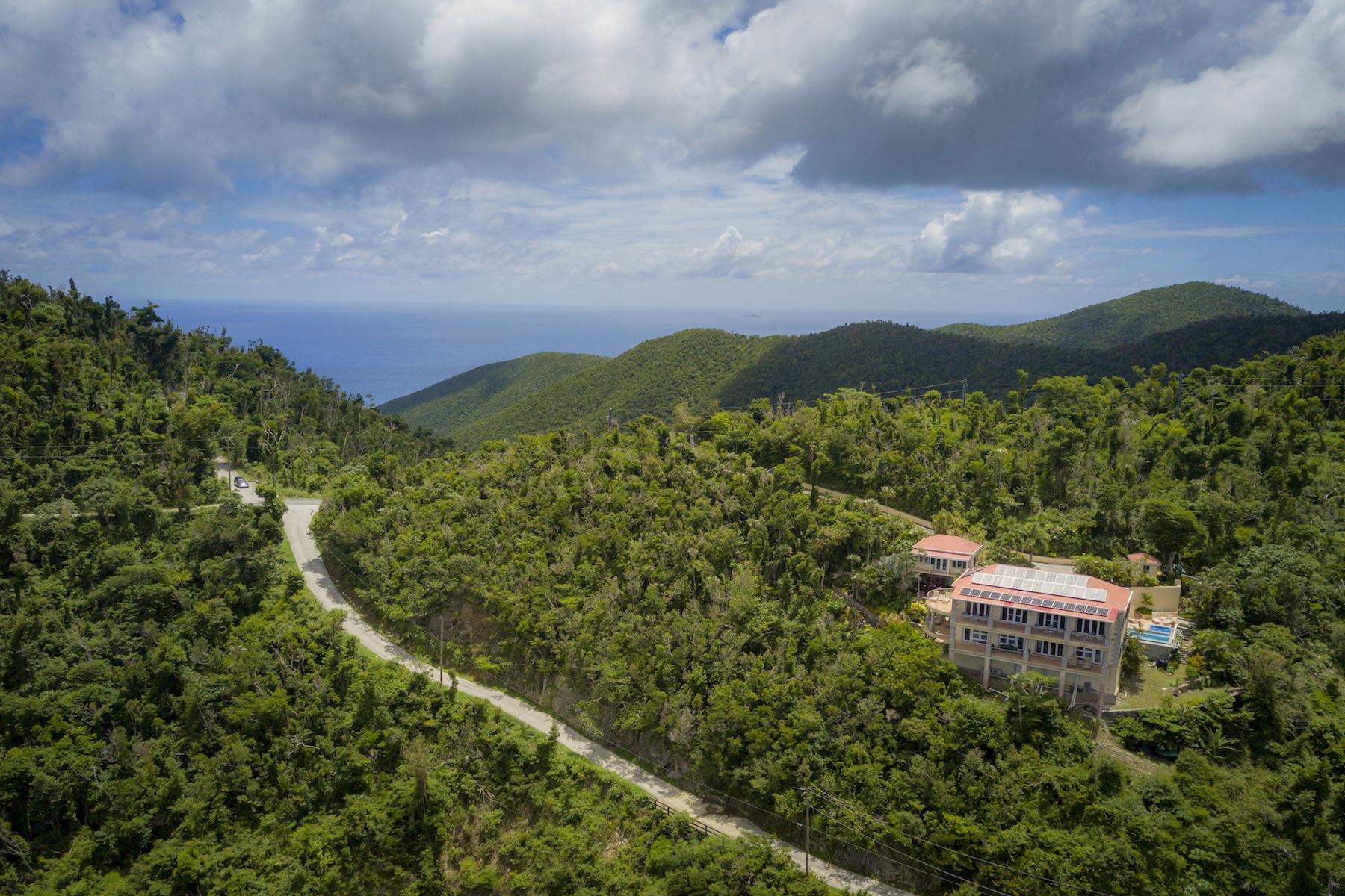Single Family Homes für Verkauf beim Drake's View 9-25 Estate Carolina St John, Virgin Islands 00830 Amerikanische Jungferninseln
