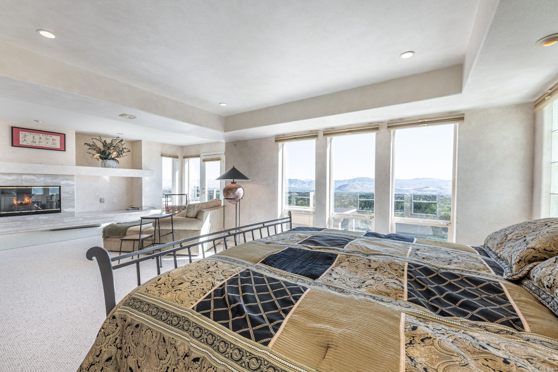 Additional photo for property listing at Exclusively Gated Lakeridge Shores 2300 Crow's Nest Reno, Nevada 89519 United States
