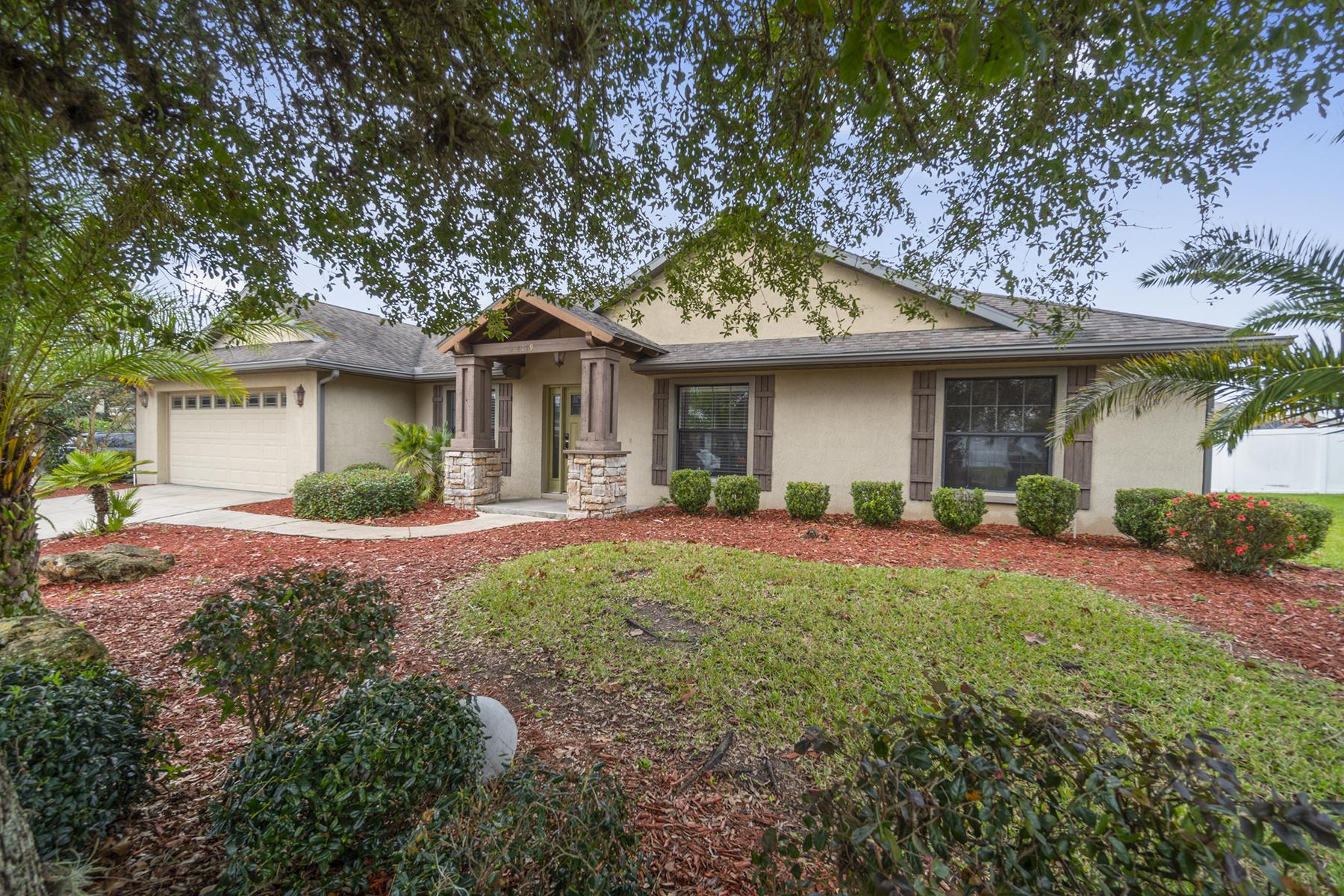 Single Family Homes für Verkauf beim OCALA 4719 Se 33rd St, Ocala, Florida 34480 Vereinigte Staaten