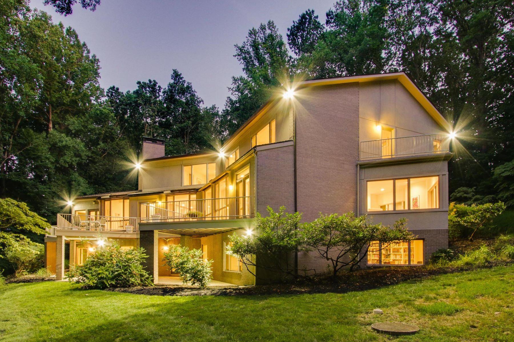 Single Family Homes por un Venta en Falls Road Corridor 14 David Luther Court, Cockeysville, Maryland 21030 Estados Unidos