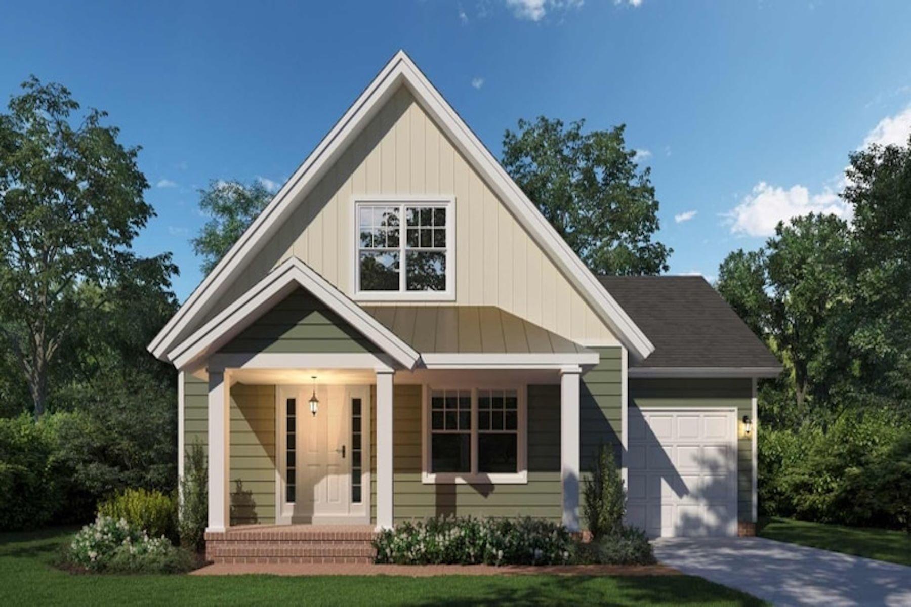 Single Family Homes için Satış at New Construction Coastal Bungalow in Tilghman on Chesapeake 5661 Trafalgar Circle, Tilghman, Maryland 21671 Amerika Birleşik Devletleri