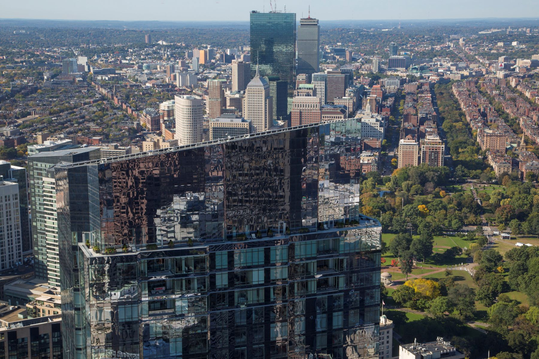 """Condominiums for Sale at Millennium Tower """"The Grand Penthouse"""" Single Floor Residence 1 Franklin Street, Unit GPH Boston, Massachusetts 02110 United States"""
