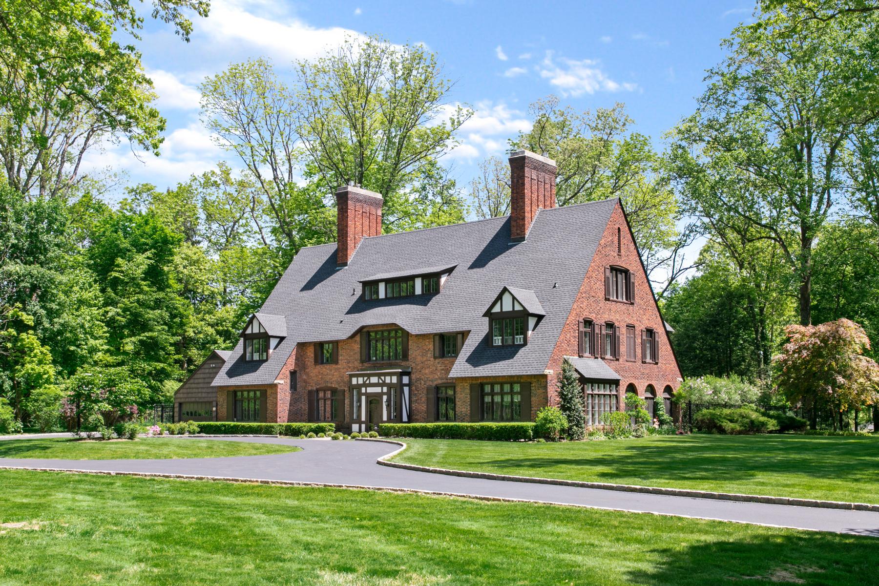 Single Family Homes för Försäljning vid Ridgewood Hill 15 Fox Hollow Road, Morris Township, New Jersey 07960 Förenta staterna