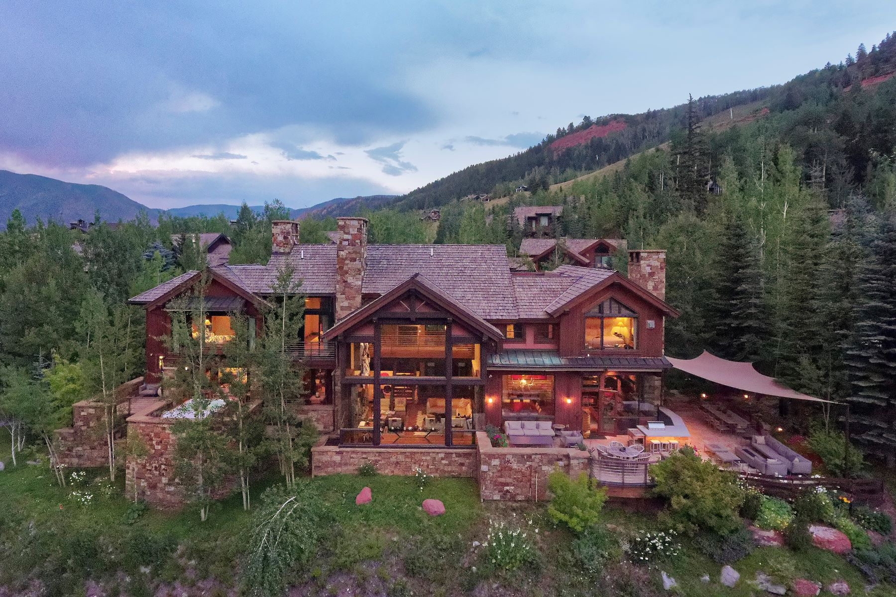 Single Family Homes for Sale at In the Heart of Aspen Highlands 105 Exhibition Lane Aspen, Colorado 81611 United States