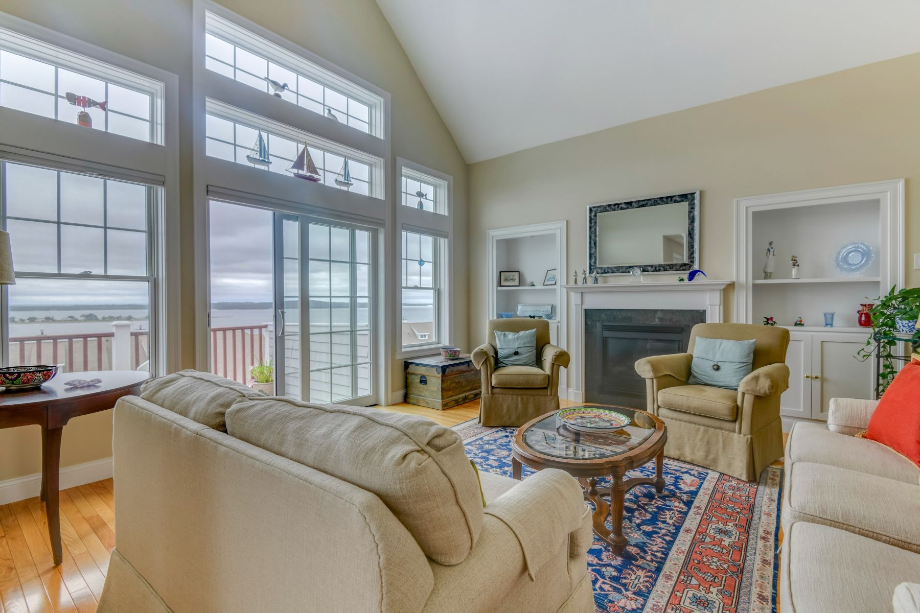 Condominiums for Sale at Great Location with Water Views 57 Topsail Drive Tiverton, Rhode Island 02878 United States