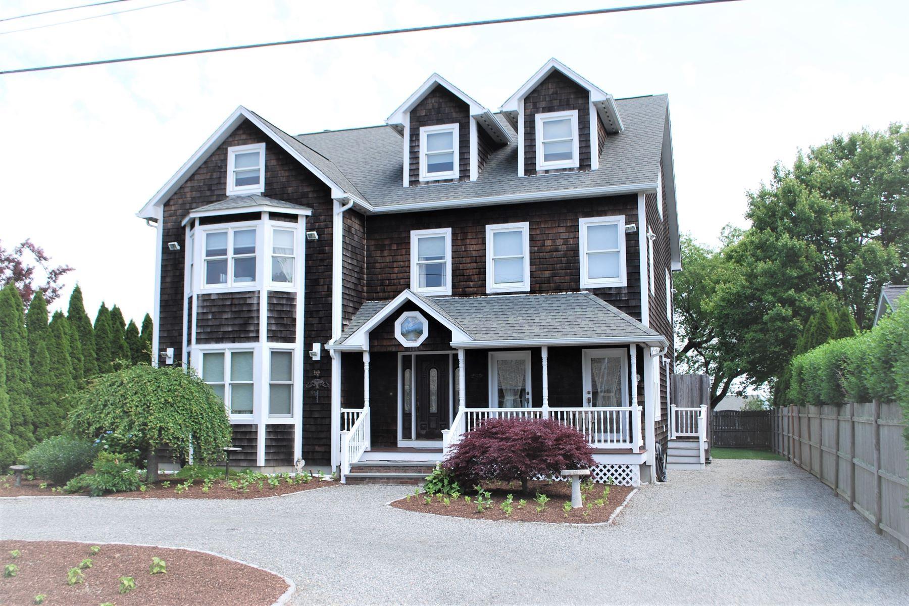 Single Family Homes 为 销售 在 Bonnet Shores 10 Camden Road 纳拉甘西特, 罗得岛 02882 美国