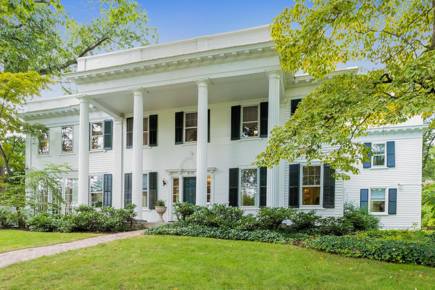 Single Family Homes для того Продажа на Perfect In Every Way! 210 Christopher Street, Montclair, Нью-Джерси 07043 Соединенные Штаты