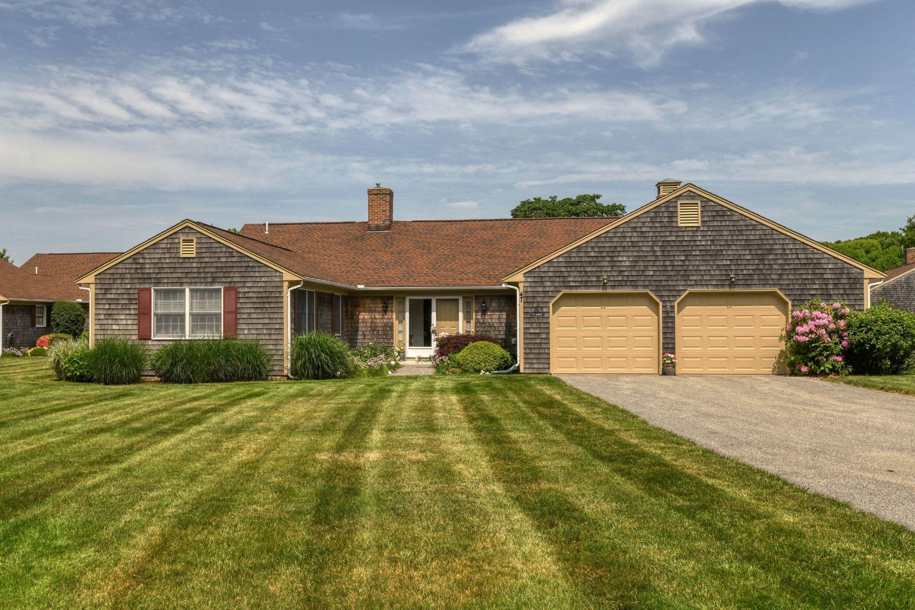 Condominiums 为 销售 在 Oakland Farm 47 Belmont Drive 朴茨茅斯, 罗得岛 02871 美国