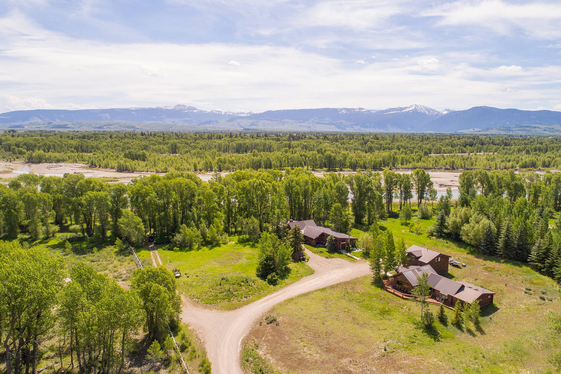 Property for Sale at Snake River Frontage and Grand Teton Views 1250 W Woody Rd Teton Village, Wyoming 83025 United States