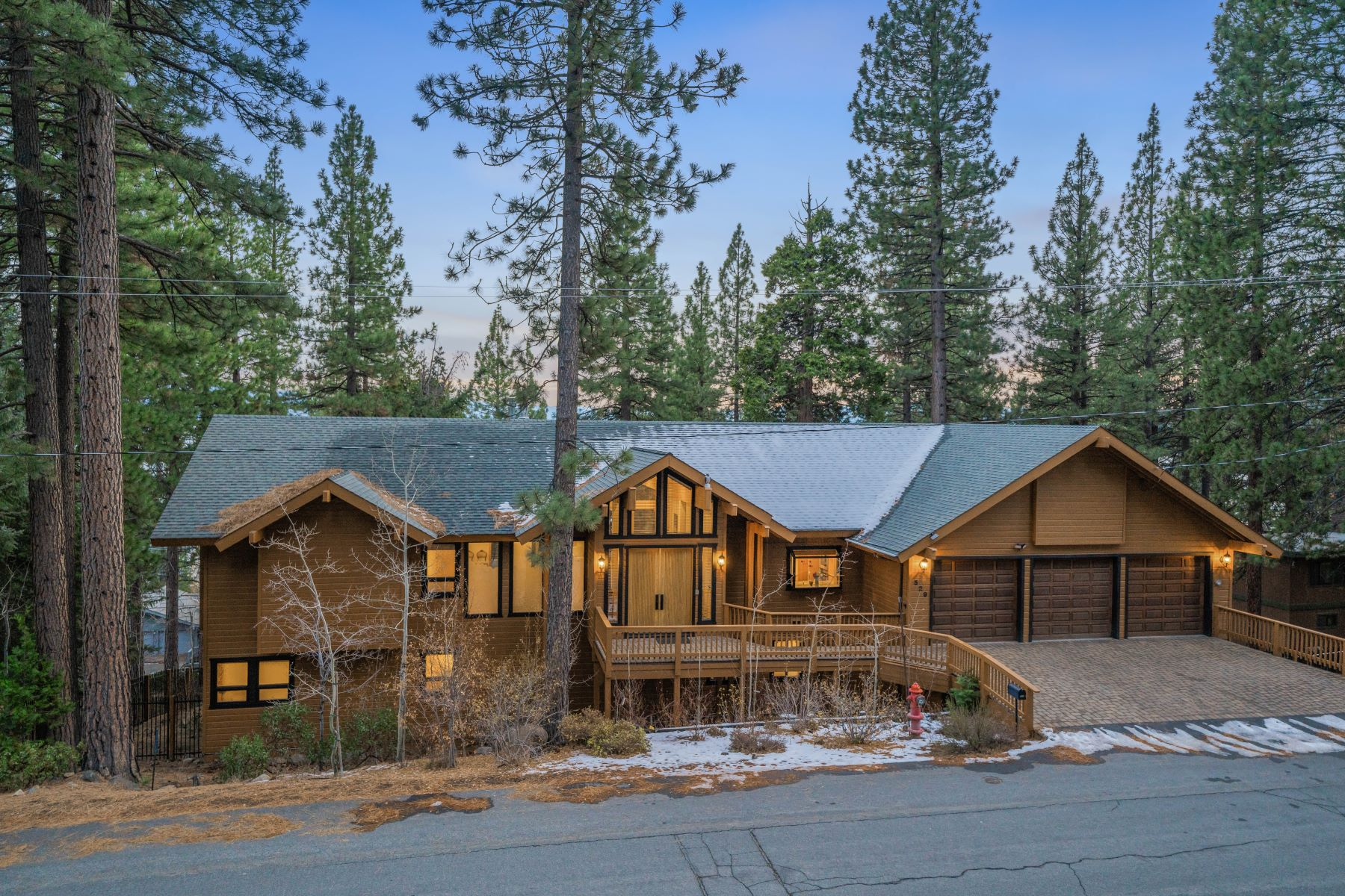 Property for Active at Ponderosa Paradise 529 Ponderosa Ave Incline Village, Nevada 89451 United States