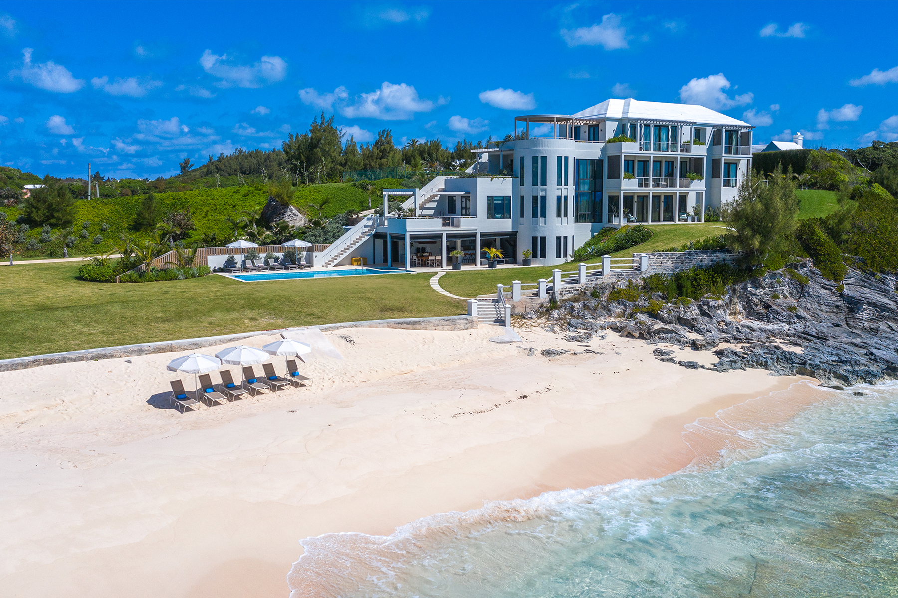Single Family Homes for Sale at The Residence 2A South Road Hamilton Parish, Other Areas In Bermuda HS01 Bermuda