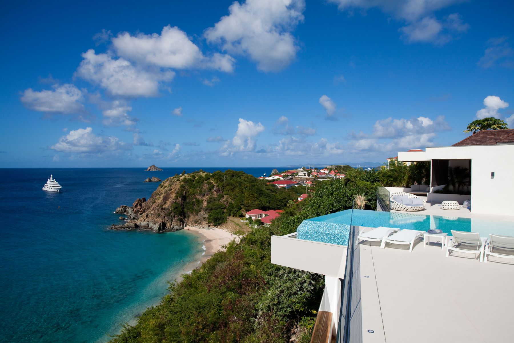 Single Family Homes for Sale at Villa Vitti Lurin Lurin, Cities In St. Barthelemy 97133 St. Barthelemy