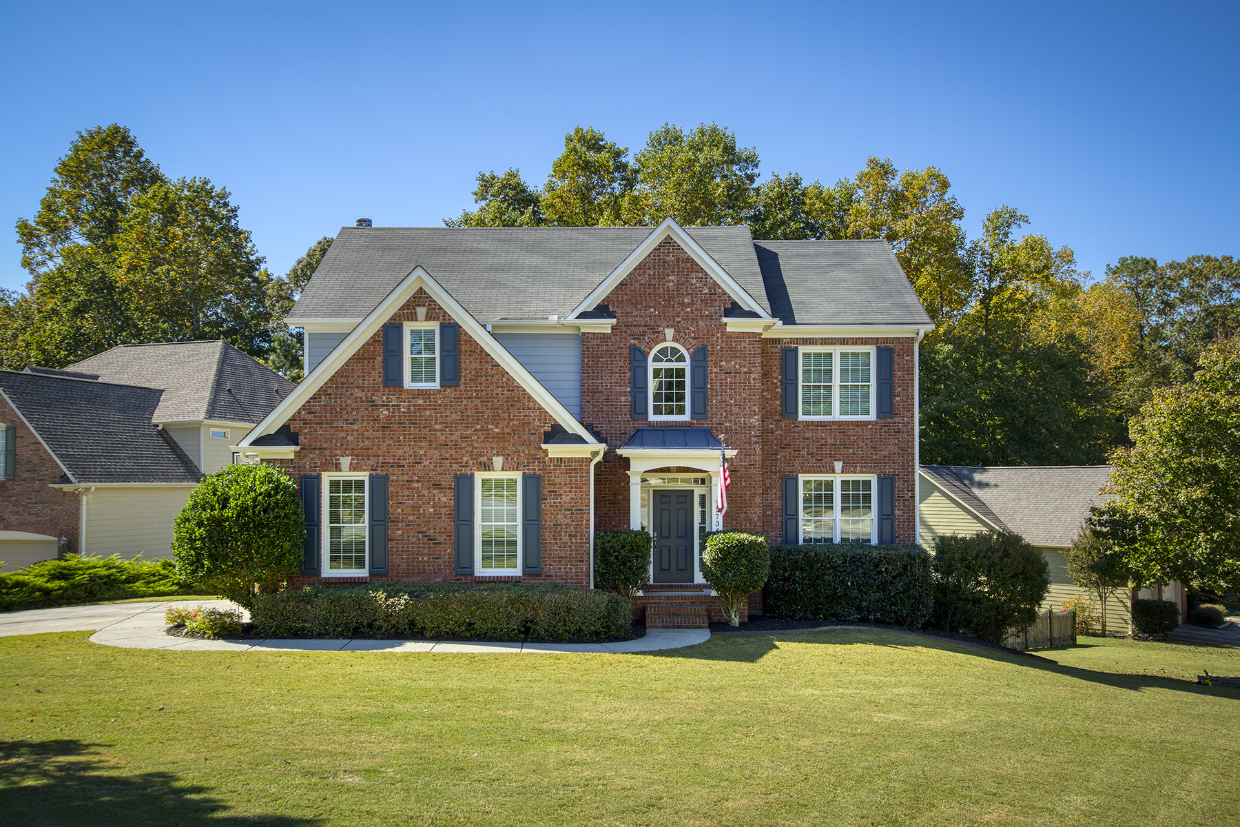 Single Family Homes por un Venta en Newly Updated in Chandler Grove 2734 Reflection Drive, Buford, Georgia 30519 Estados Unidos