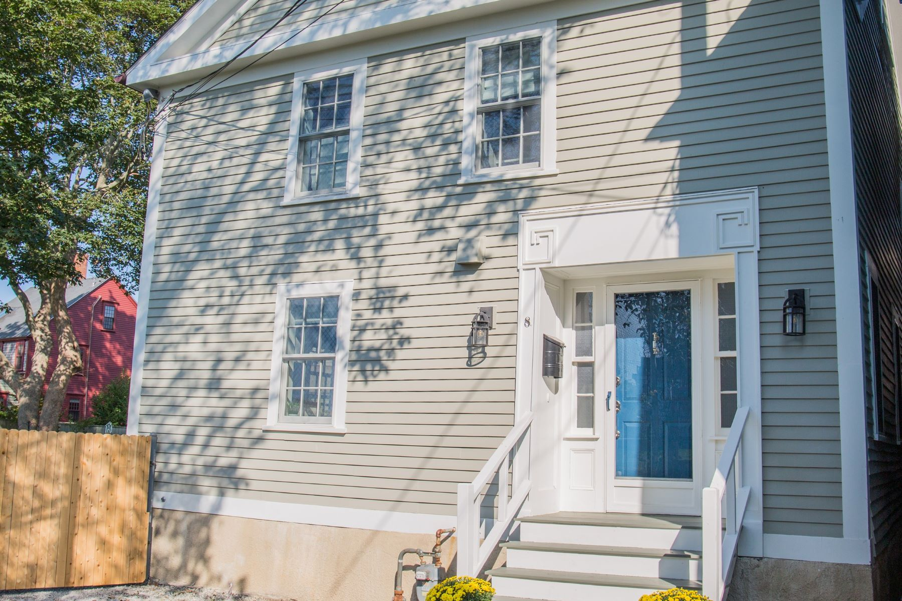 Additional photo for property listing at Newport Gem 8 Cozzens Court Newport, Rhode Island 0240 United States