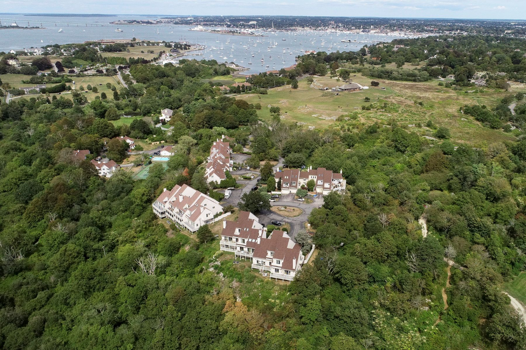 Condominiums for Sale at Moorland Farm 15 Hammersmith Road, 2A Newport, Rhode Island 02840 United States