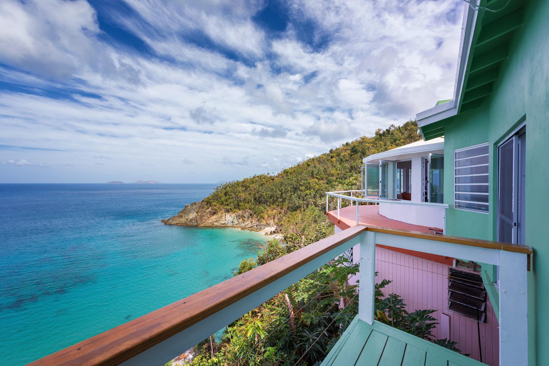 Single Family Homes für Verkauf beim 4-44 Tabor & Harmony St Thomas, Virgin Islands 00802 Amerikanische Jungferninseln