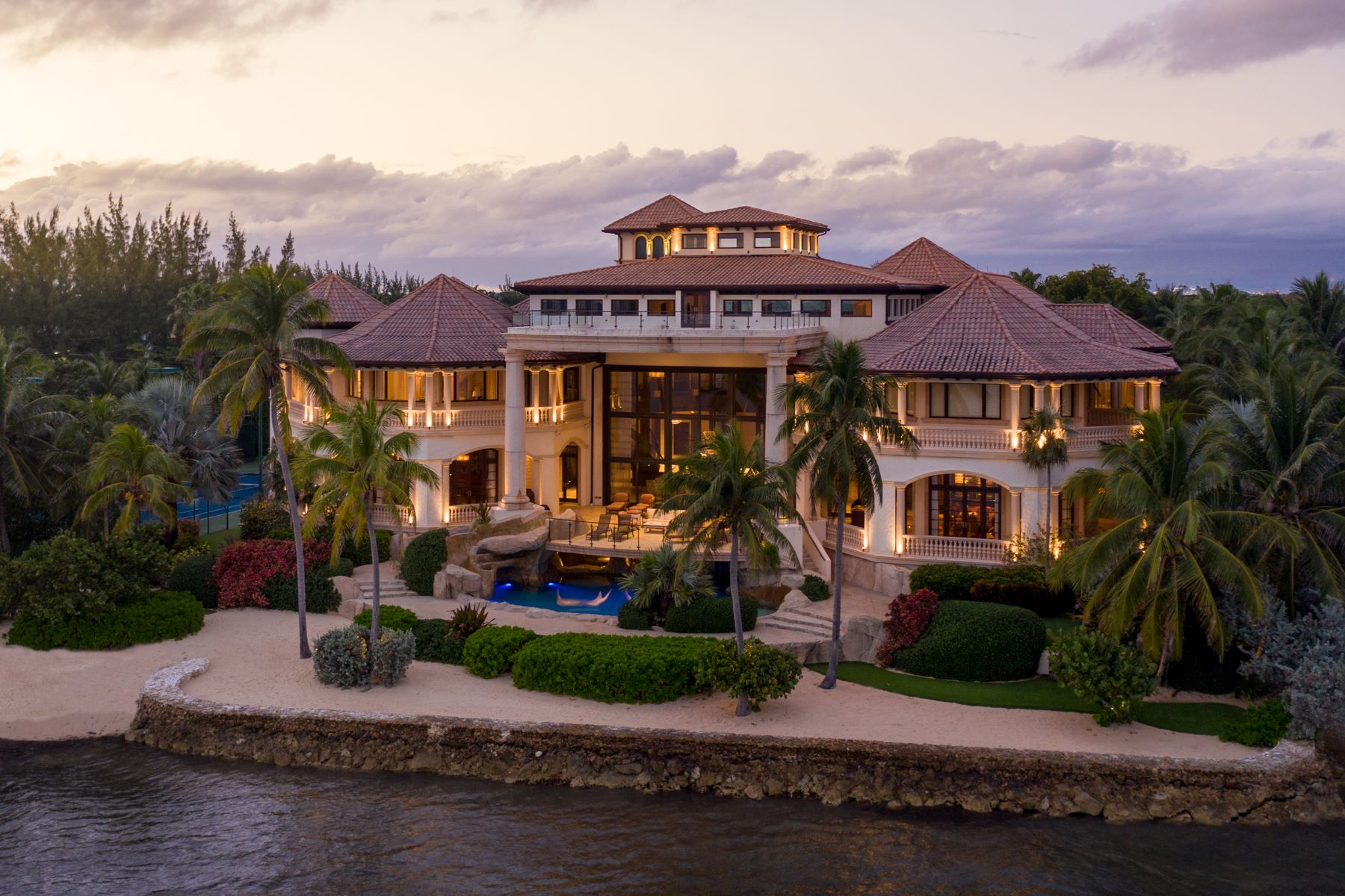 Single Family Homes for Sale at Castillo Caribe, Caribbean luxury real estate Castillo Caribe, South Sound Rd George Town, Grand Cayman KY1 Cayman Islands