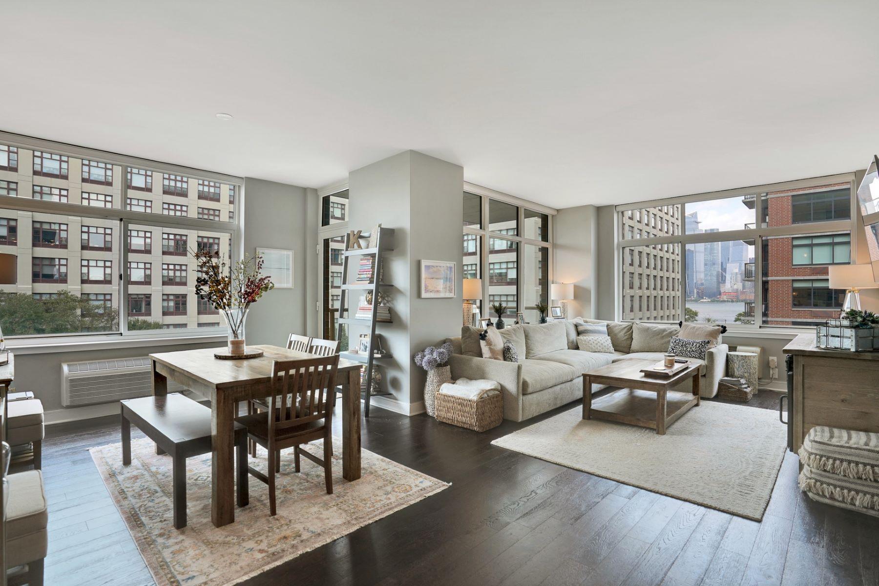 Condominiums للـ Sale في 1450 Washington 1400 Washington Street #407, Hoboken, New Jersey 07030 United States
