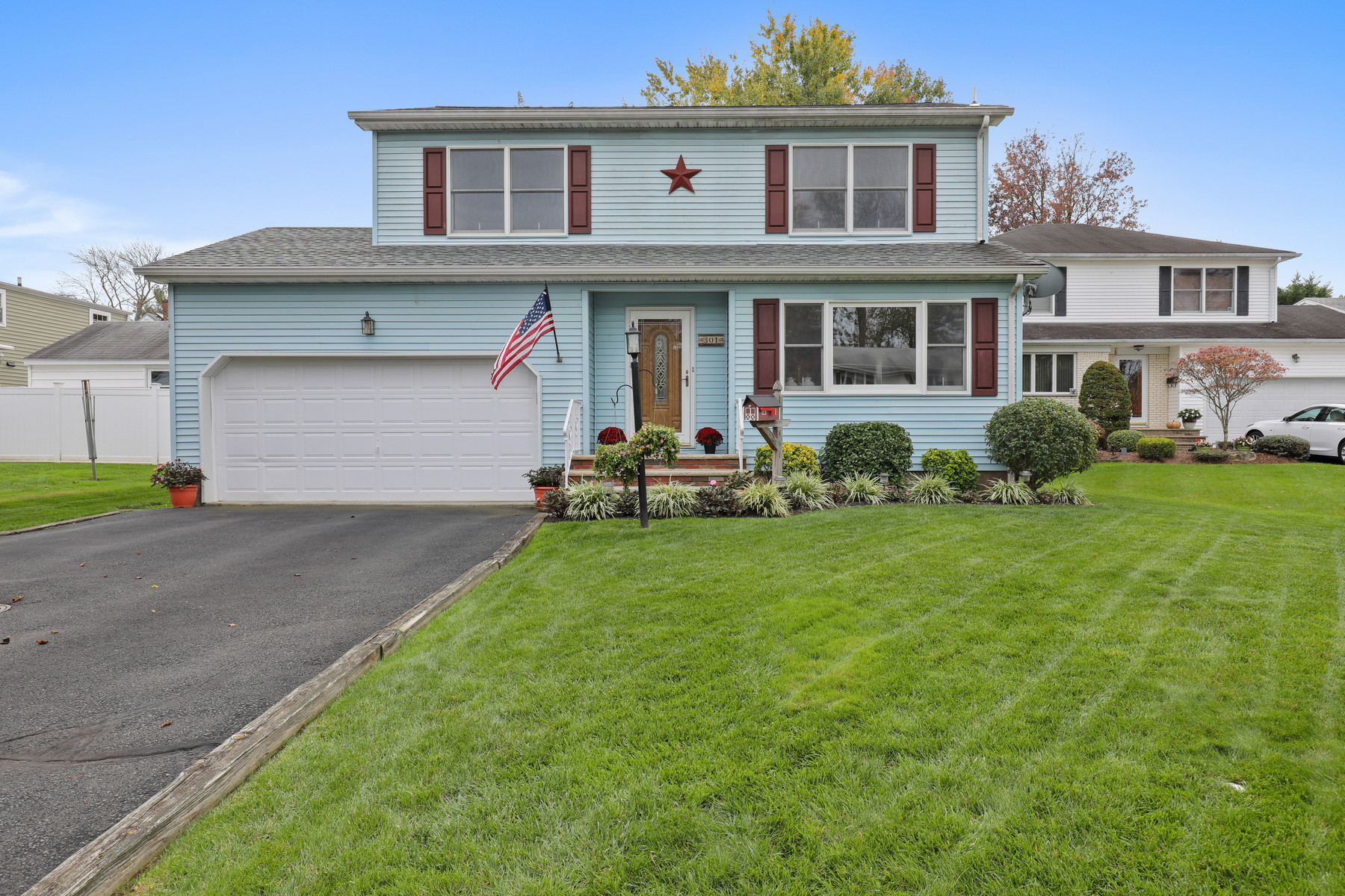 Single Family Homes for Sale at Custom Home 301 4th Avenue, Garwood, New Jersey 07027 United States