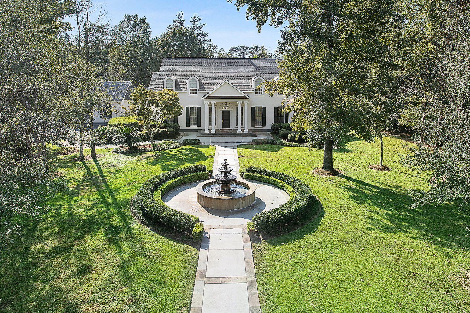 Single Family Homes pour l Vente à 109 Maple Ridge Way, Covington Covington, Louisiane 70433 États-Unis