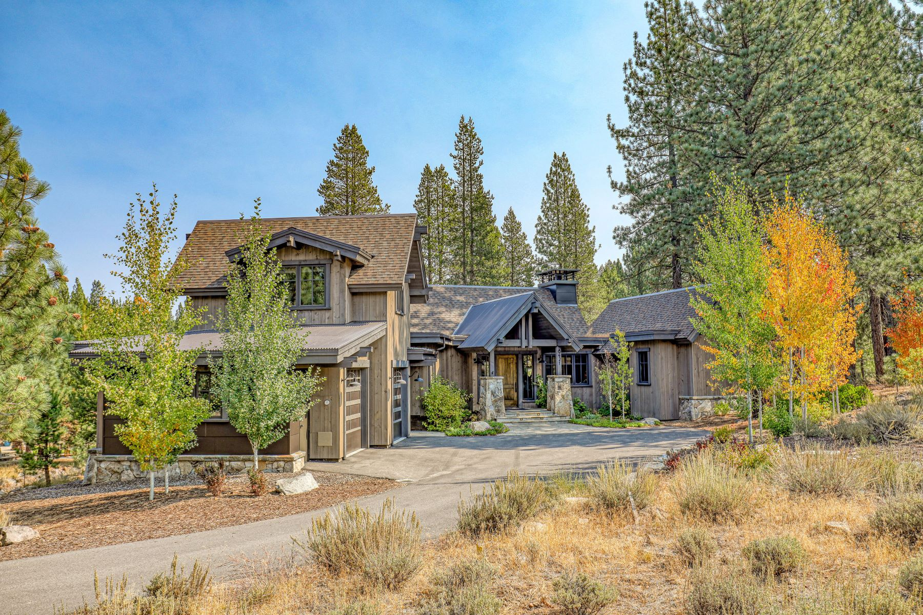 Single Family Homes for Active at Premiere Home In Lahontan 8421 Jake Teeter Truckee, California 96161 United States