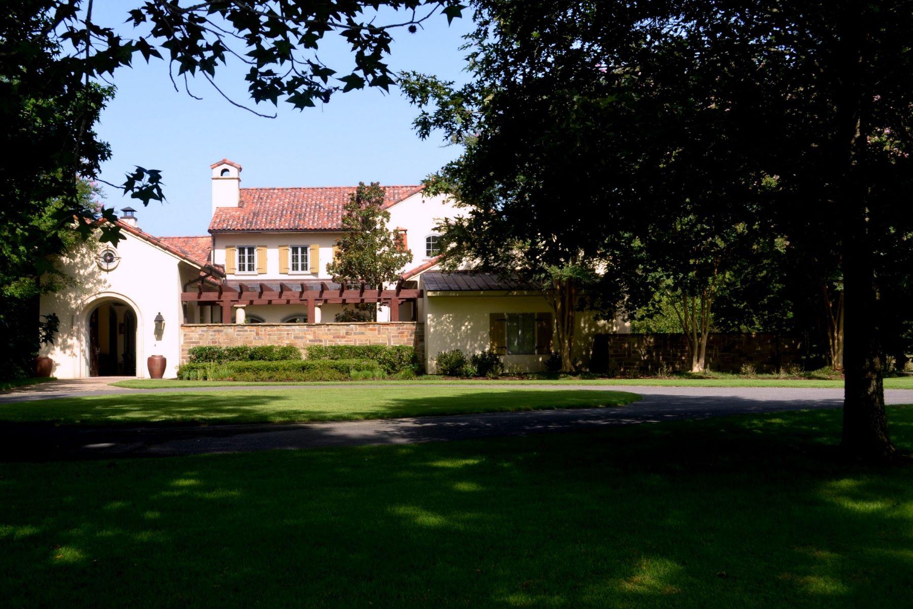 Single Family Homes pour l Vente à 13803 Sweetwood Hollow Street, St. Francisville St. Francisville, Louisiane 70775 États-Unis