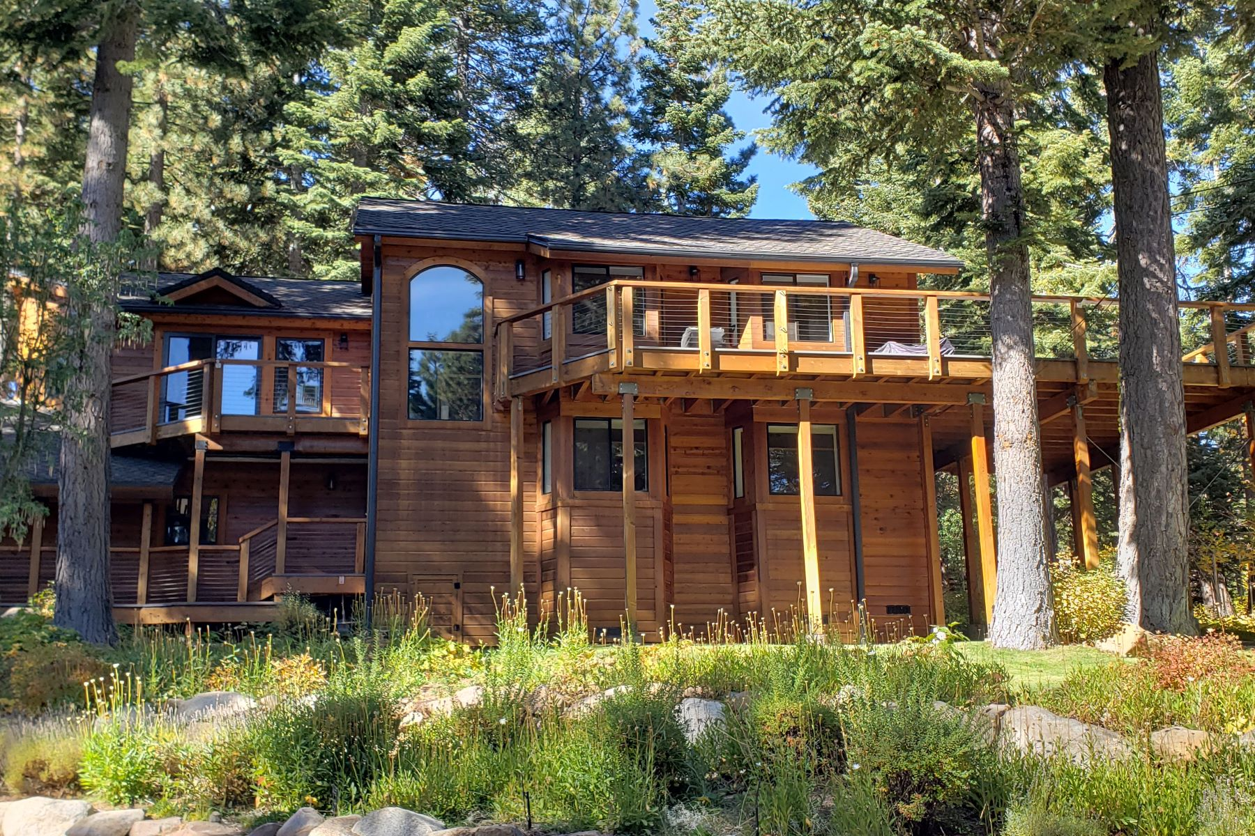 Single Family Homes for Active at Talmont Estates Treasure 935 Sky Way Tahoe City, California 96145 United States