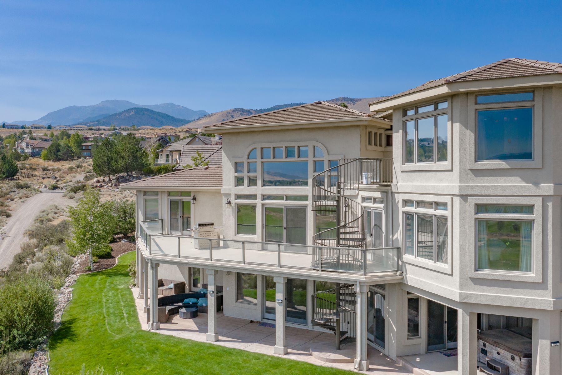 Property for Active at Unmatched Views in ArrowCreek 10055 Trailside Court Reno, Nevada 89511 United States