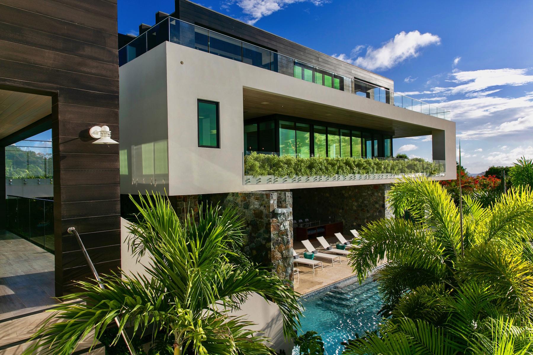 Single Family Homes für Verkauf beim Casa Bella Luna 86AA Cruz Bay Town St John, Virgin Islands 00830 Amerikanische Jungferninseln