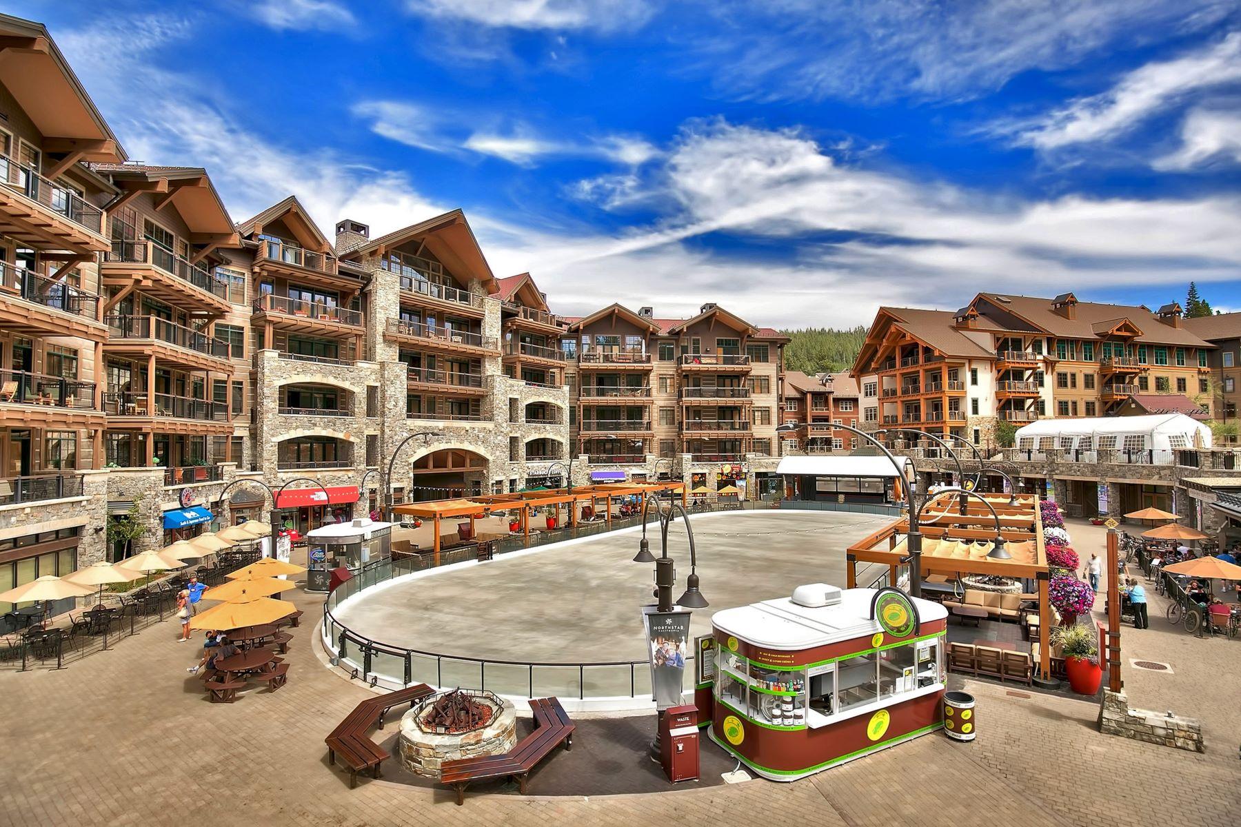 Condominiums por un Venta en Ski In Ski Out Luxury Northstar 8001 Northstar Drive #303 Truckee, California 96150 Estados Unidos