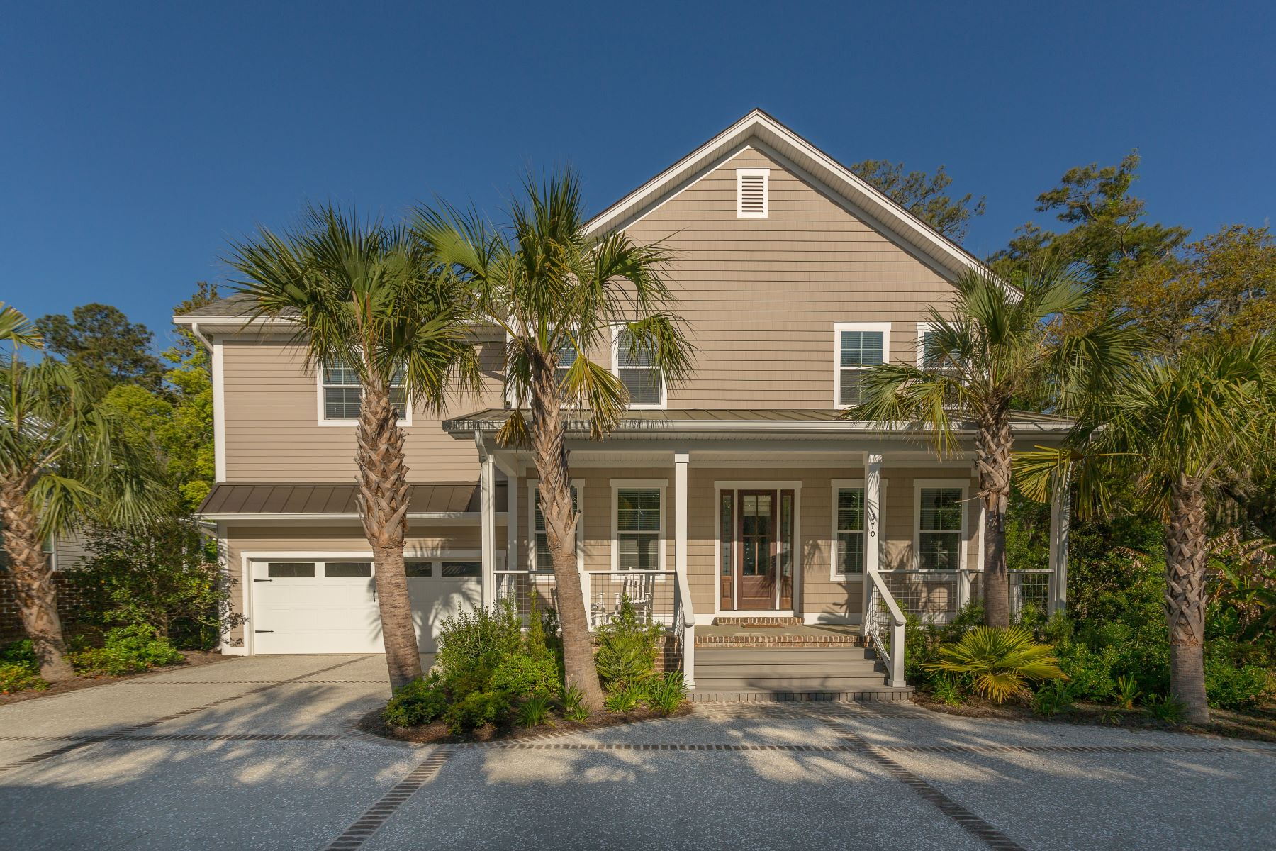 Single Family Homes por un Venta en St. Simons Island, Georgia 31522 Estados Unidos