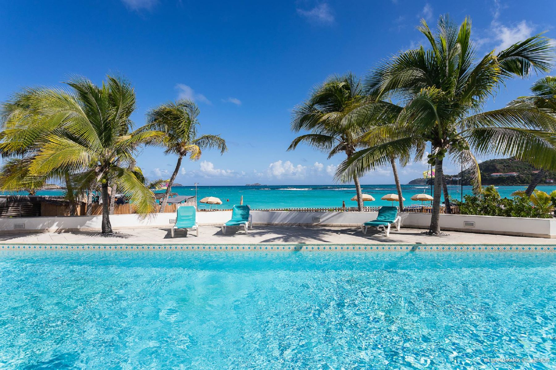 Single Family Homes for Sale at Kumara Saint Jean Other St. Barthelemy, Cities In St. Barthelemy 97133 St. Barthelemy