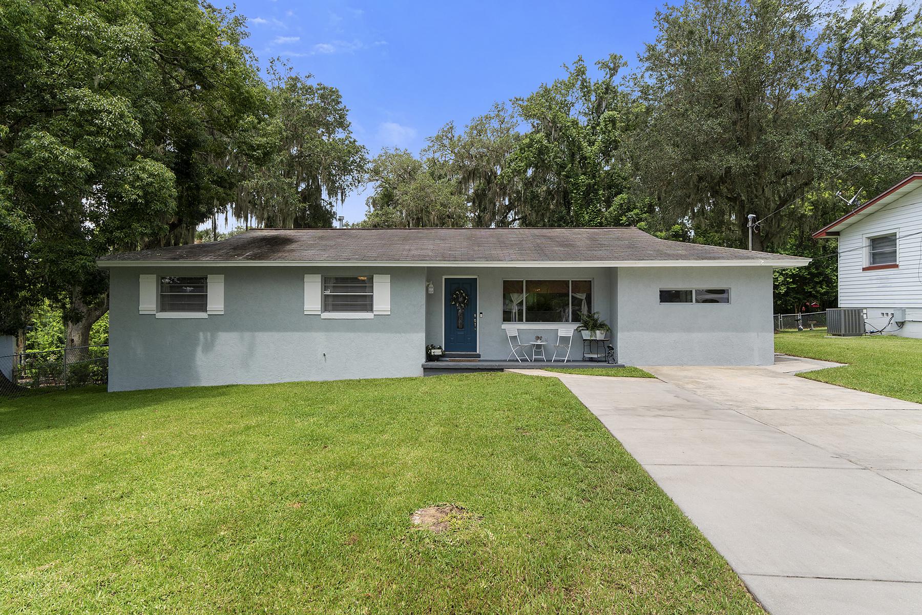 Single Family Homes für Verkauf beim OCALA 1428 Se 9th Ave, Ocala, Florida 34471 Vereinigte Staaten