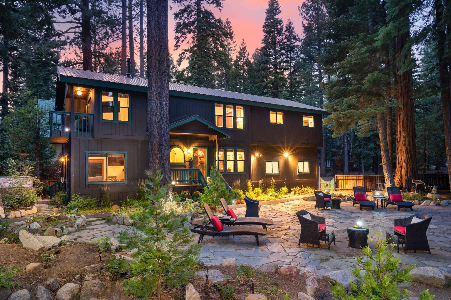 Single Family Homes for Active at Park Life In Tahoe Park 380 Fountain Tahoe City, California 96145 United States