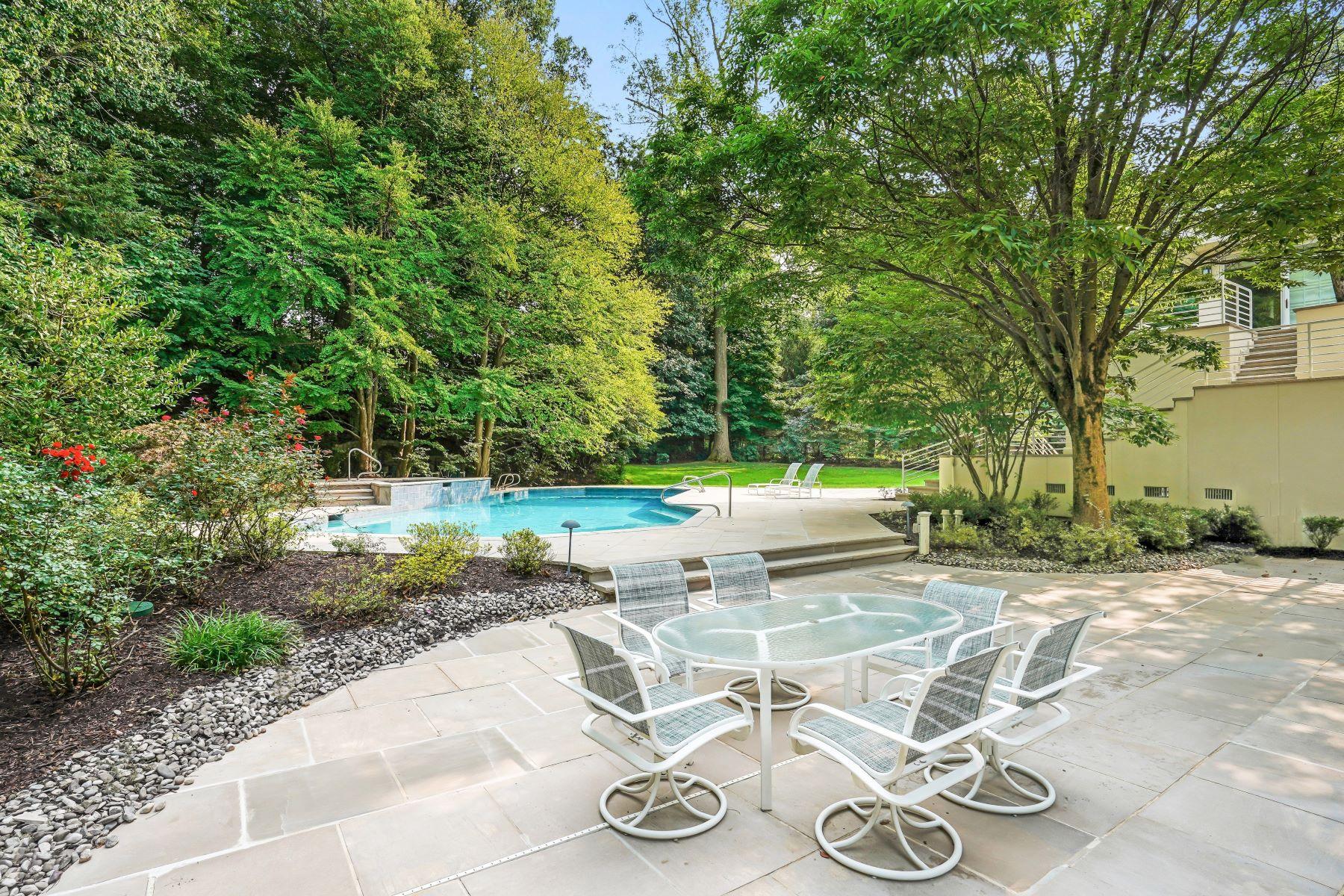 Single Family Homes 为 销售 在 Modern Masterpiece 261 Hartshorn Drive, 肖特山, 新泽西州 07078 美国