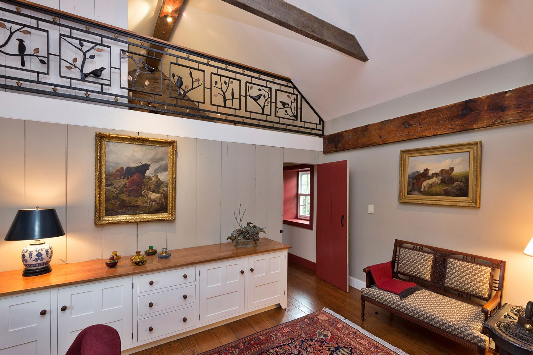 Additional photo for property listing at Experience History & Artistry at Stone Creek Farm - Delaware Township 55 Strimples Mill Road, Stockton, New Jersey 08559 United States