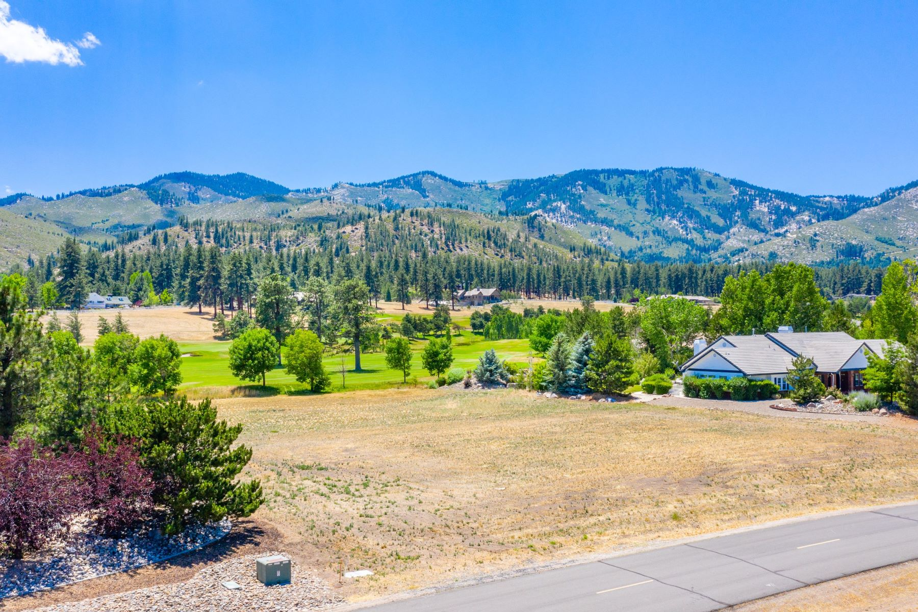 Land for Active at Build Your Dream Home 2 Black Horse Court Washoe Valley, Nevada 89704 United States