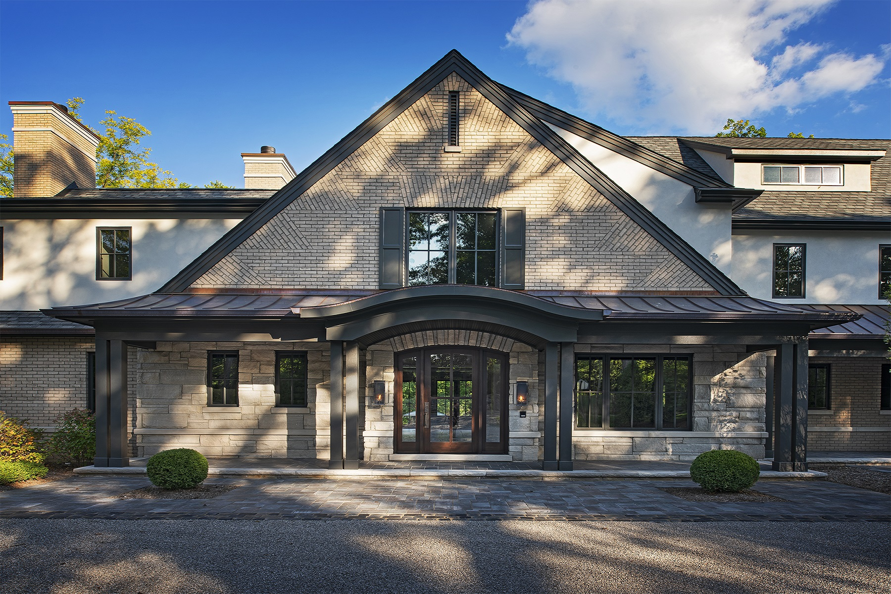 Single Family Homes 為 出售 在 Bloomfield Hills 800 Cranbrook Road, Bloomfield Hills, 密歇根州 48304 美國