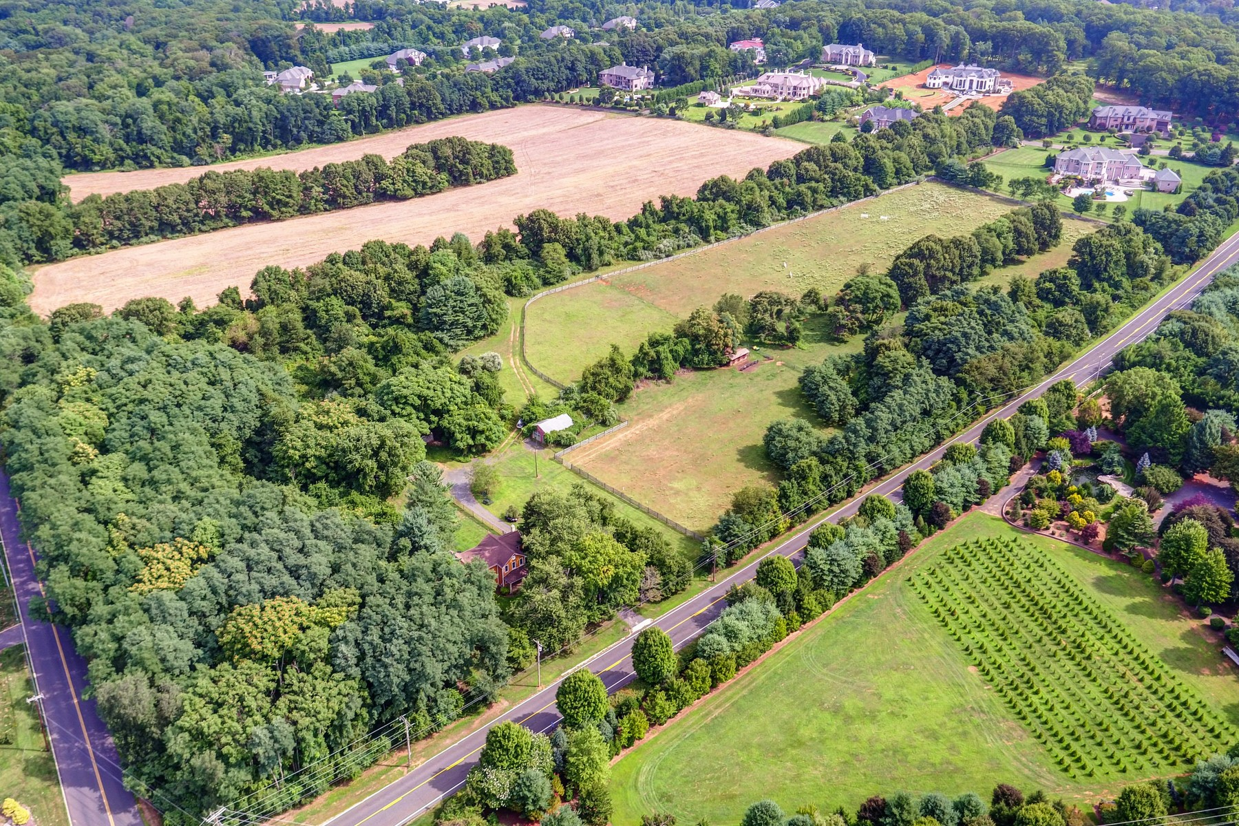 أراضي للـ Sale في 40 Acre Farm 151 Dutch Lane Road, Colts Neck, New Jersey 07722 United States