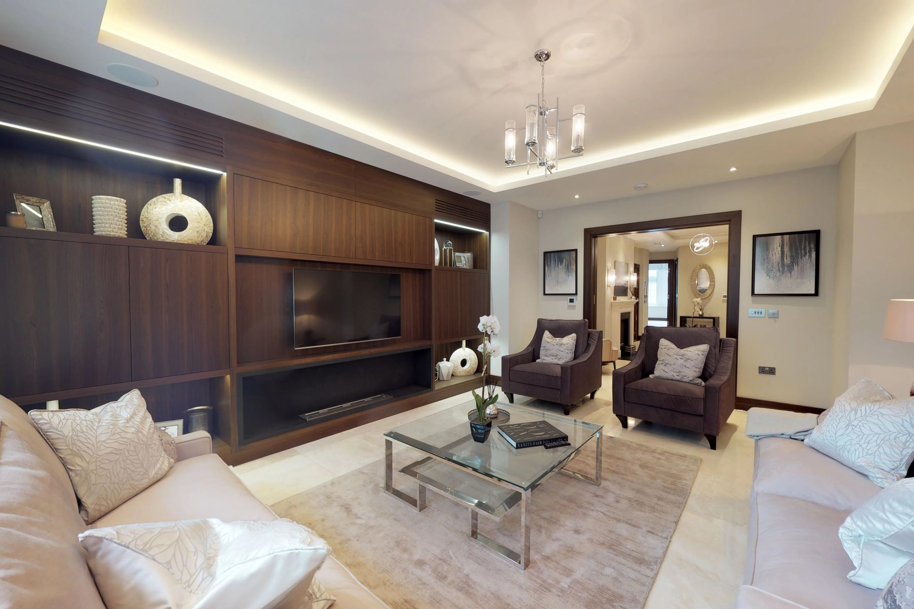 Apartments for Sale at 18 Parkside London, England SW1X 7JW United Kingdom