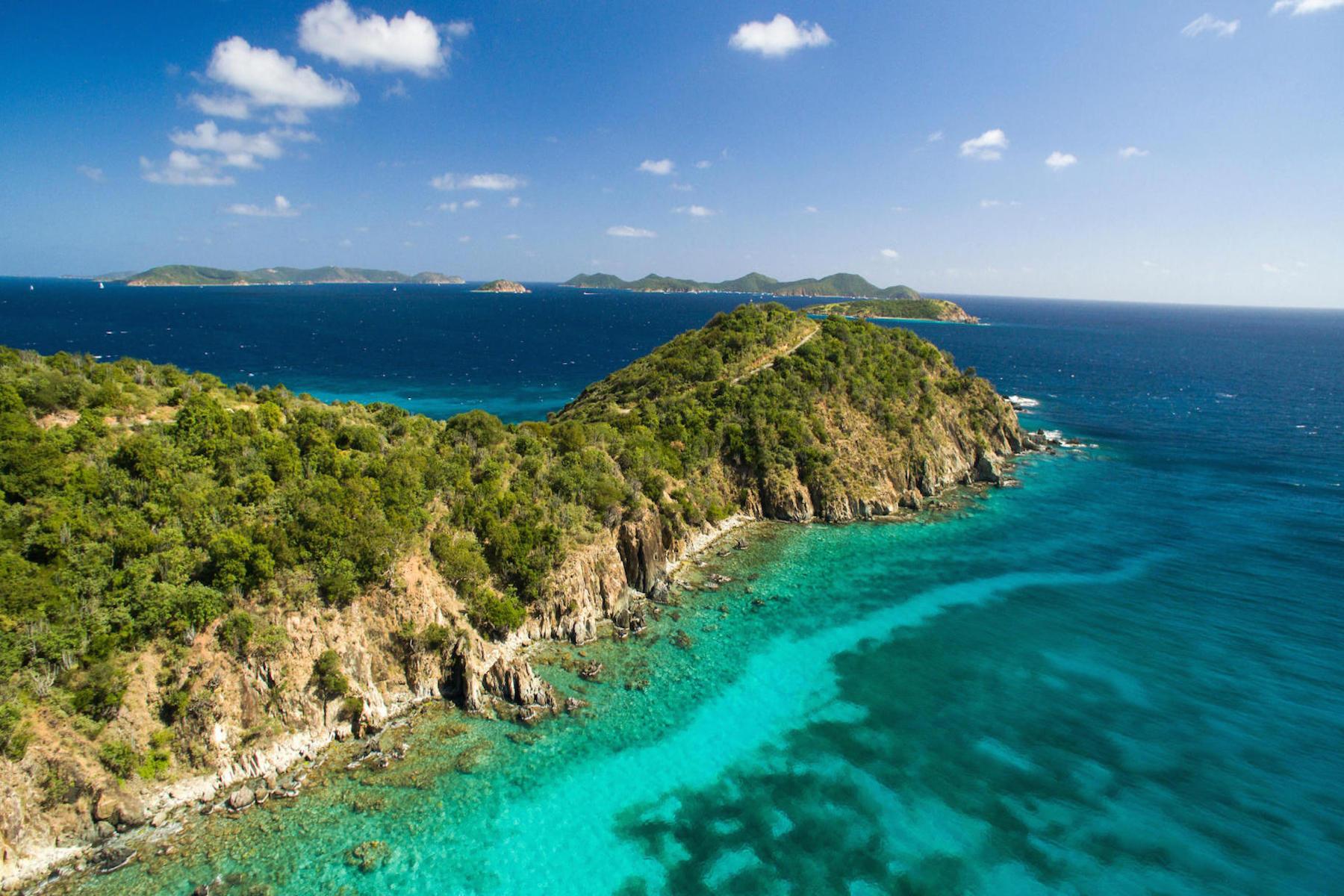 Land für Verkauf beim 6A-1-2+ Hansen Bay St John, Virgin Islands 00830 Amerikanische Jungferninseln
