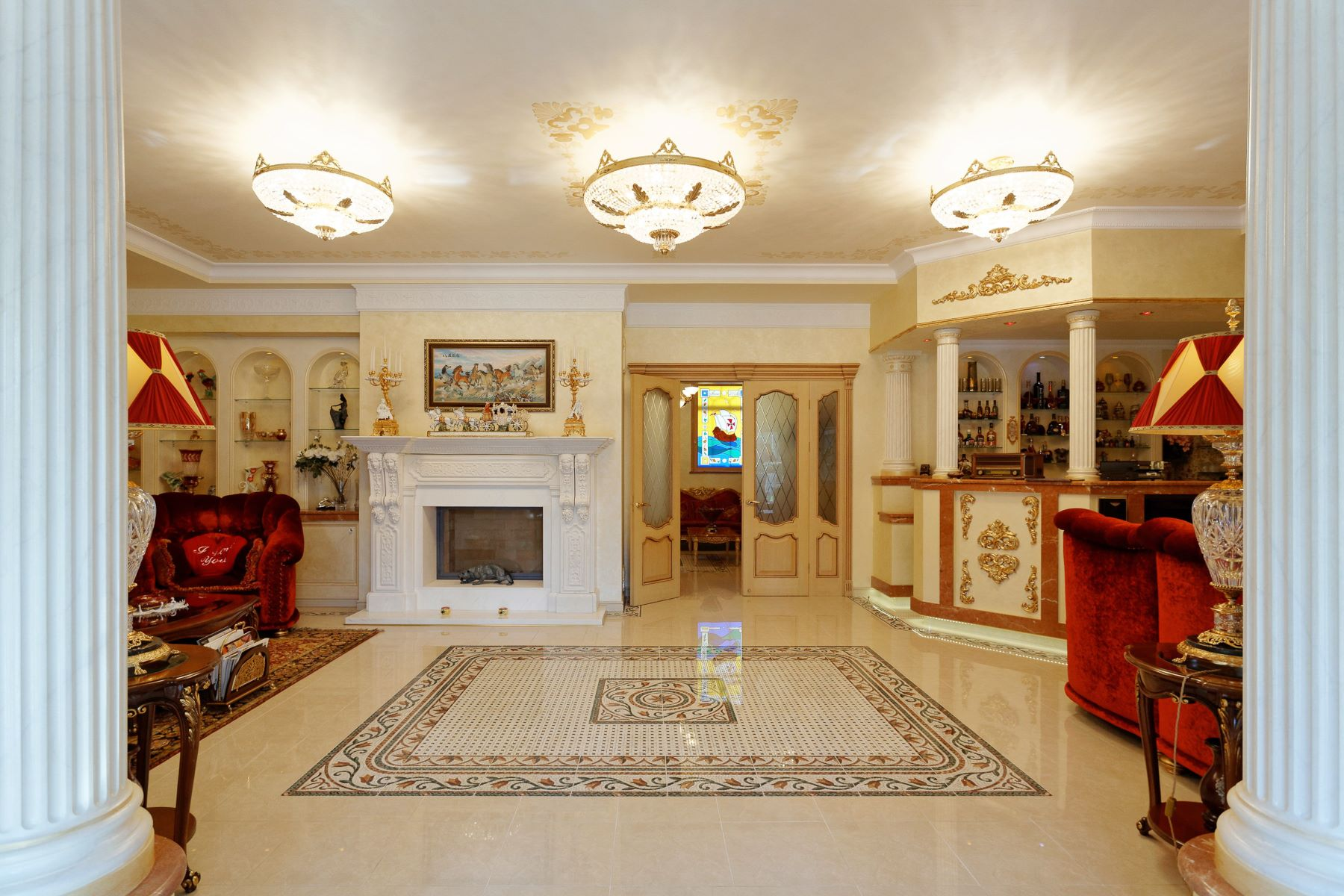 Additional photo for property listing at Magnificent villa next to the sea in Jurmala Jurmala, Rigas County Latvia