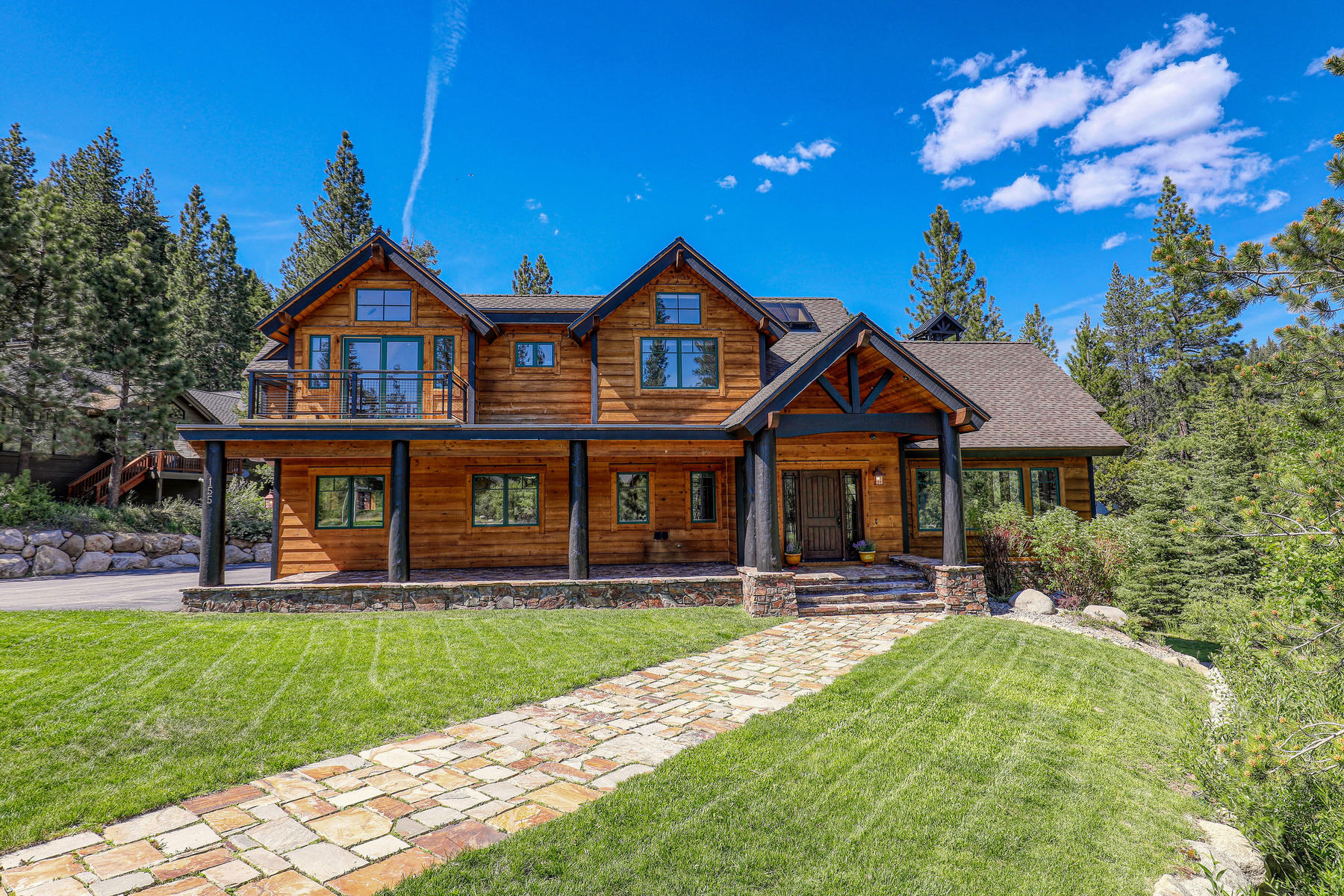 Single Family Homes for Active at Stunning Views of Painted Rock 155 Painted Rock Court Olympic Valley, California 96146 United States