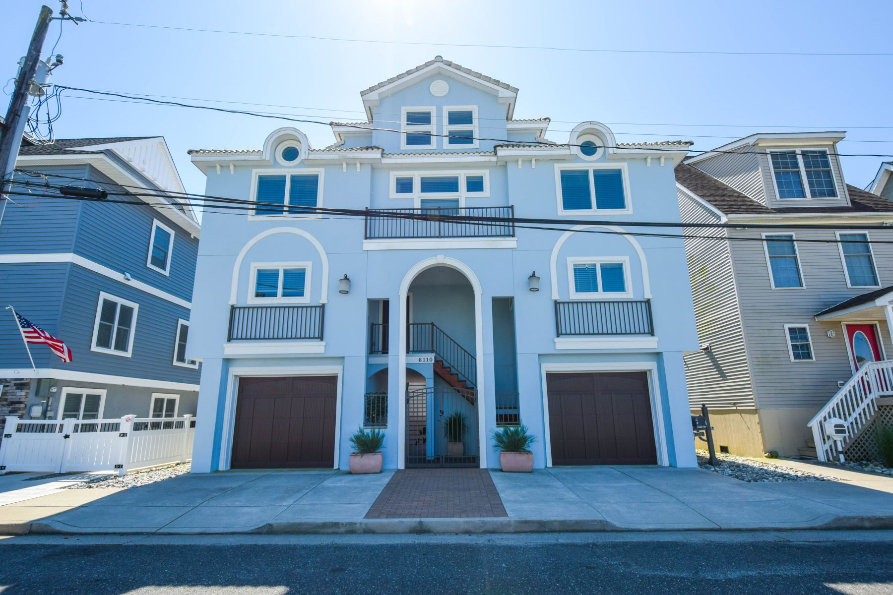 Single Family Homes for Sale at Ventnor, New Jersey 08406 United States