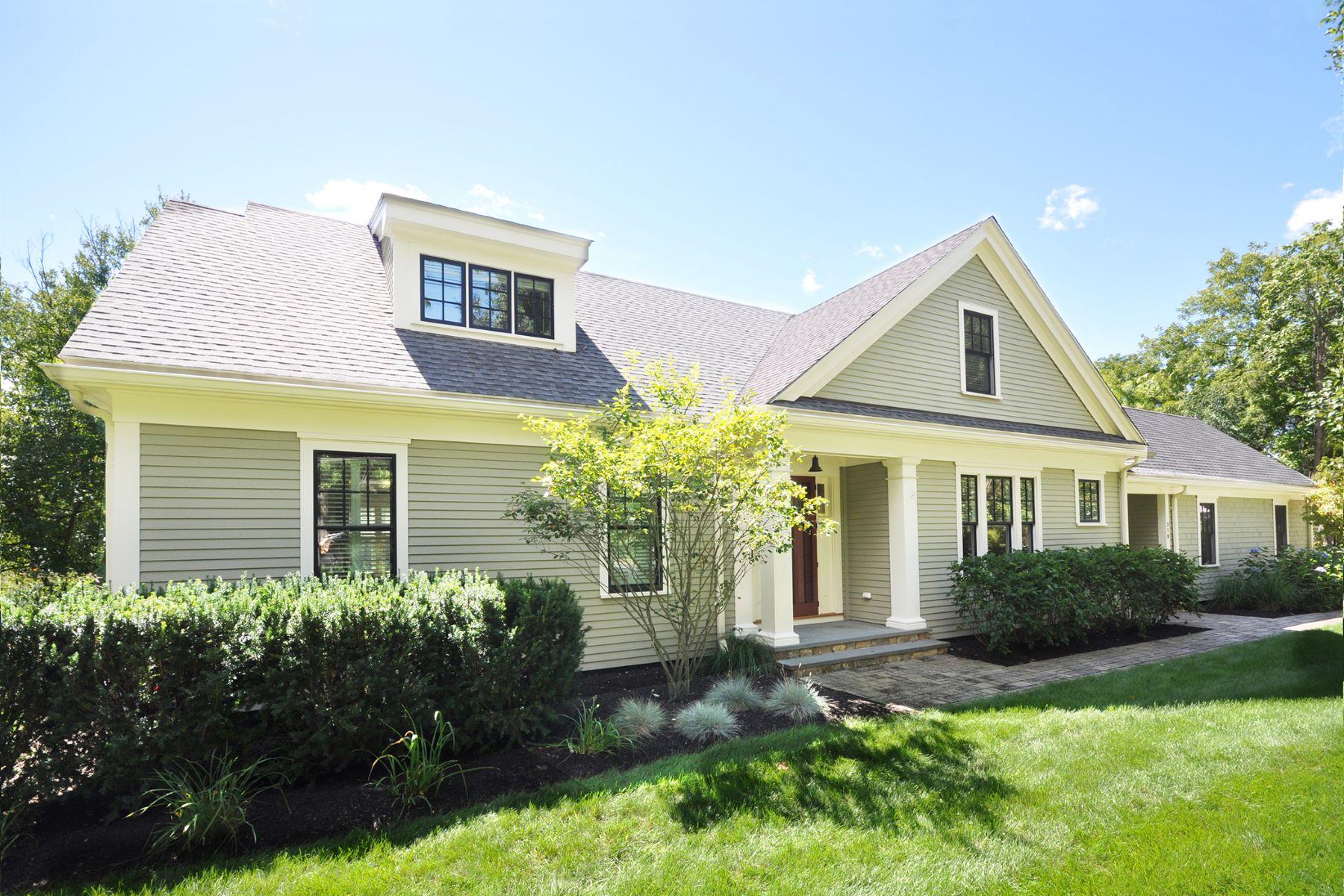 Single Family Homes por un Venta en 310 Lexington Rd Concord, Massachusetts 01742 Estados Unidos